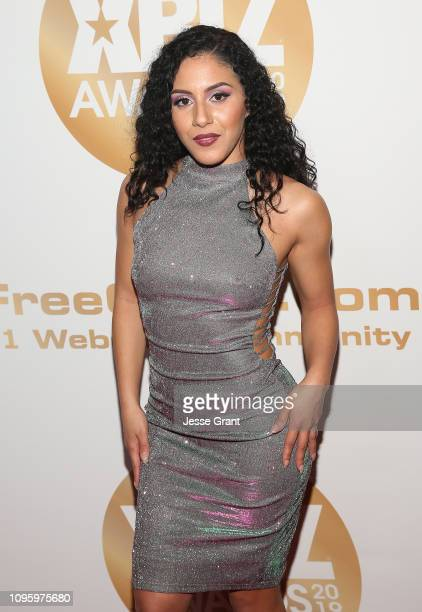 Liv Revamped attends the 2019 XBIZ Awards on January 17 2019 in Los Angeles California