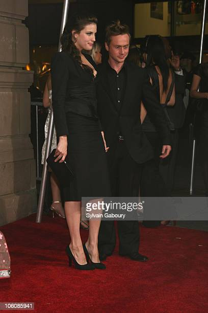 Liv Tyler and husband, Royston Langdon during Cocktail Party for The Cartier Charity Love Bracelet at Cartier Mansion in New York, NY, United States.