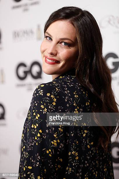 Liv Tyler arrives at the GQ Men of the year Award 2016 at Komische Oper on November 10 2016 in Berlin Germany