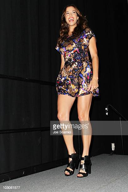 Liv Tyler arrives to the Super panel on Day 2 of 2010 Comic-Con International at San Diego Convention Center on July 23, 2010 in San Diego,...