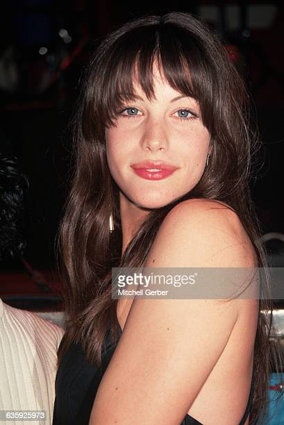 Liv Tyler attends her 16th birthday party at a club in New York