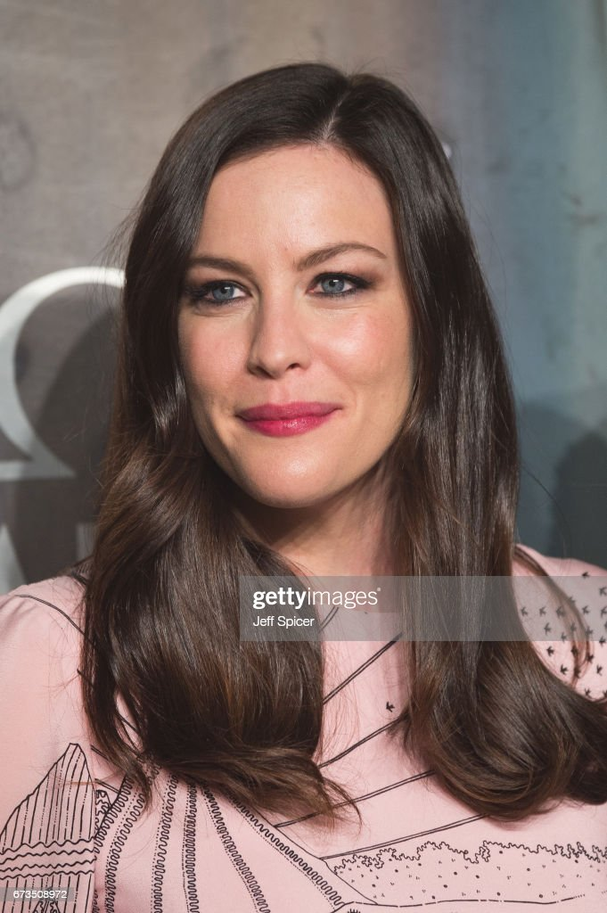Liv Tyler attends the Lost In Space event to celebrate the 60th anniversary of the OMEGA Speedmaster, which has been worn by every piloted NASA mission since 1965 at Tate Modern on April 26, 2017 in London, United Kingdom.