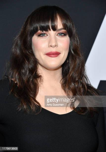 "Liv Tyler attends the premiere of 20th Century Fox's ""Ad Astra"" at The Cinerama Dome on September 18, 2019 in Los Angeles, California."