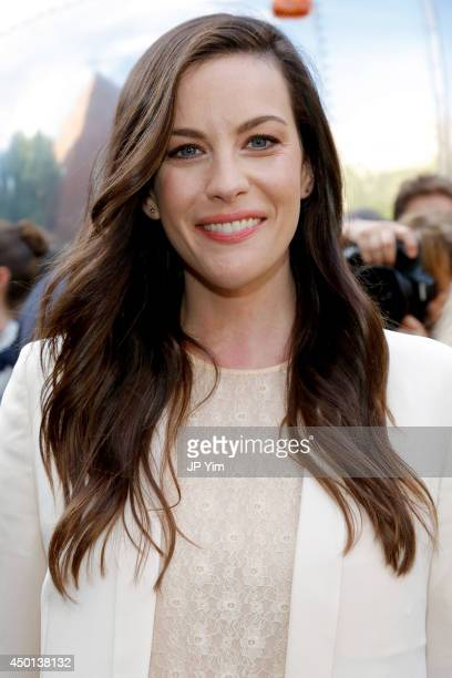 Liv Tyler attends the Stella McCartney Spring 2015 Presentation at Elizabeth Street Gardens on June 5 2014 in New York City