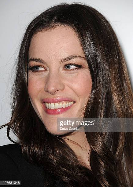 Liv Tyler attends the 'Super' Los Angeles Premiere at the Egyptian Theatre on March 21 2011 in Hollywood California