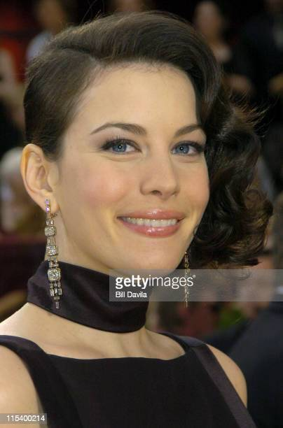 Liv Tyler during The 76th Annual Academy Awards Arrivals by Bill Davila at Kodak Theater at Hollywood and Highland in Hollywood California United...