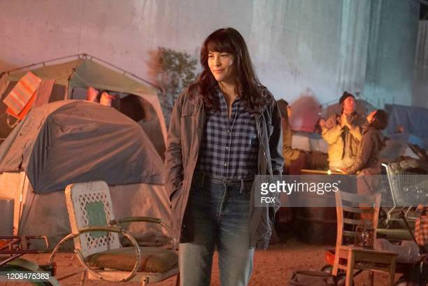 Liv Tyler in the Awakening/Austin We Have A Problem twohour season finale of 911 LONE STAR airing Monday March 9 on FOX