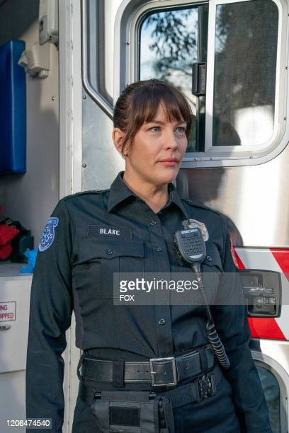 Liv Tyler in the Monster Inside episode of 9-1-1: LONE STAR airing Monday, March 2 on FOX.