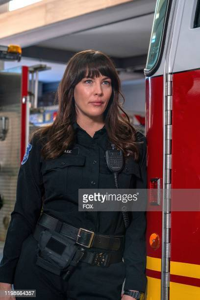 Liv Tyler in the Yee-Haw episode of 9-1-1: LONE STAR airing Monday, Jan. 20 on FOX.