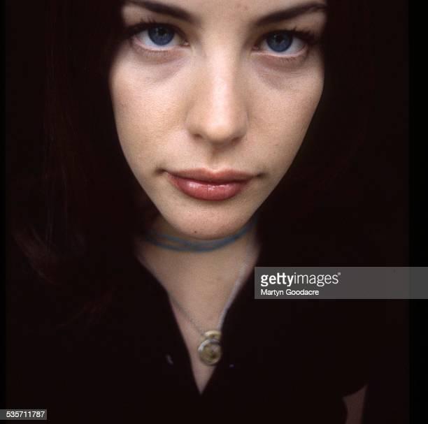 Liv Tyler portrait London United Kingdom 1996