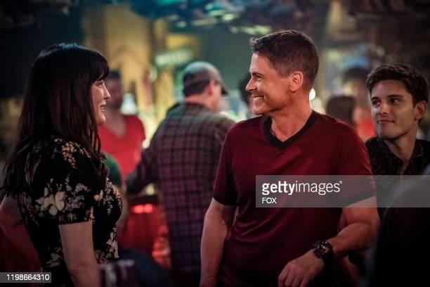 Liv Tyler Rob Lowe and Ronen Rubenstein in 911 LONE STAR debuting in a special twonight series premiere Sunday Jan 19 following the NFC CHAMPIONSHIP...