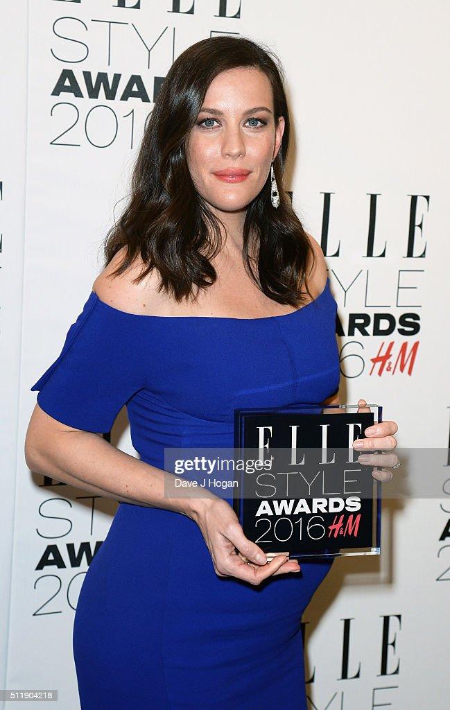 Elle Style Awards 2016 - Winners Room