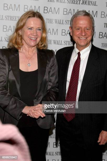 Liv Ullmann and Donald Saunders attend Gala Celebration of a STREETCAR NAMED DESIRE Starring CATE BLANCHETT at BAM Howard Gilman Opera House on...