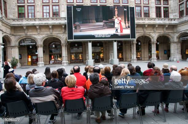 Live broadcast from Vienna Opera House.