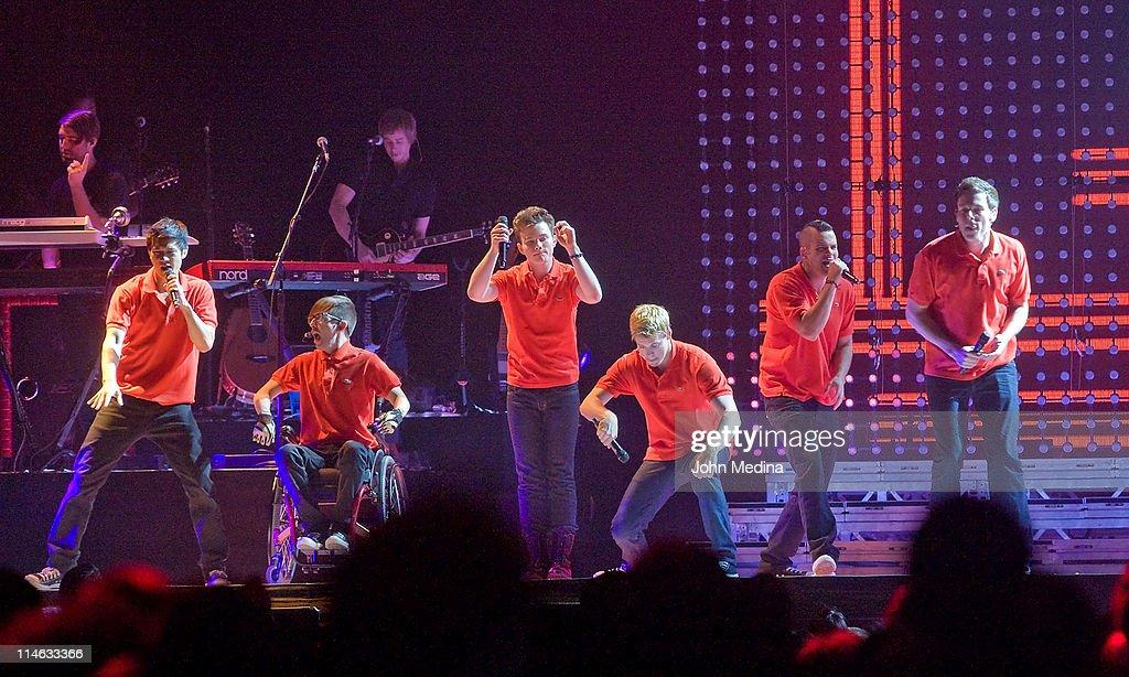 Glee! Live In Concert - San Jose, California : News Photo