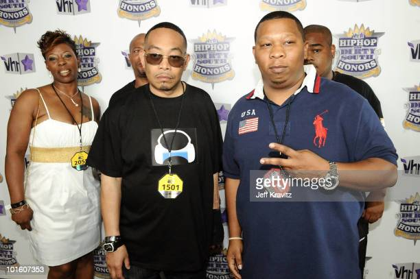 Live Crew attend the 2010 Vh1 Hip Hop Honors at Hammerstein Ballroom on June 3 2010 in New York City