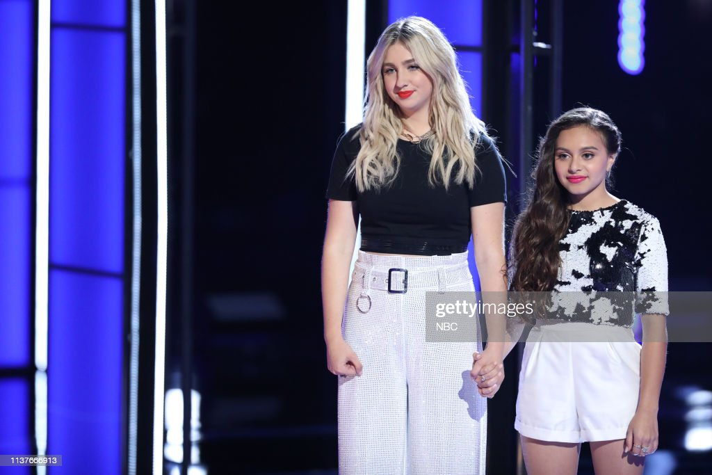 """CA: NBC's """"The Voice"""" - Live Cross Battles Results"""