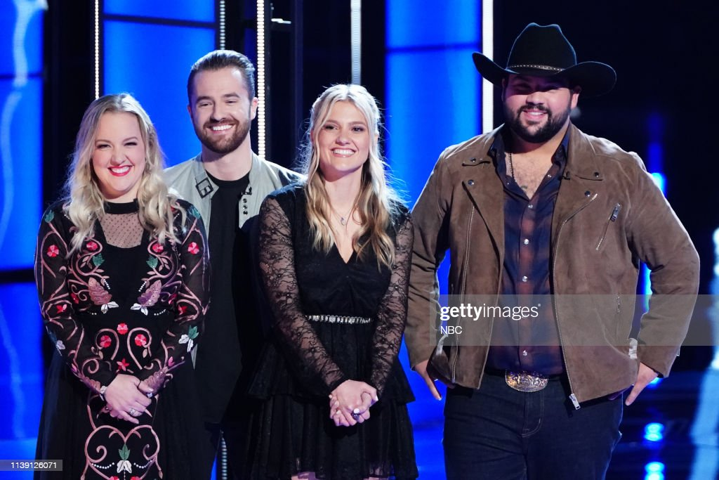 "CA: NBC's ""The Voice"" - Live Cross Battles Results"