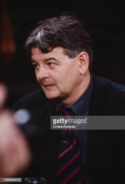 Live - die ZDF-talkshow, Talkshow, Deutschland 1992, Mitwirkende: Joseph Martin Joschka Fischer.