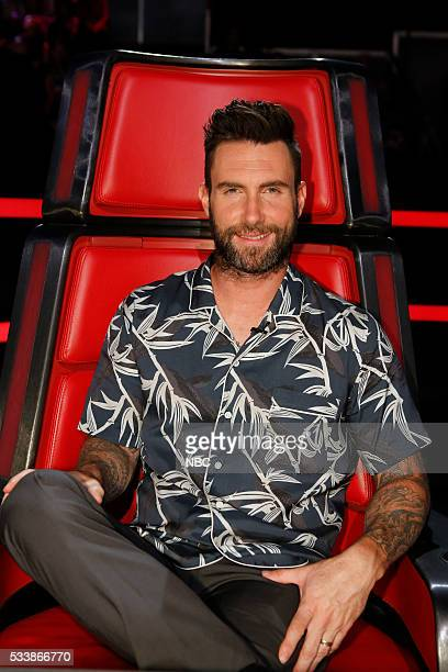 THE VOICE 'Live Finale' Episode 1018A Pictured Adam Levine