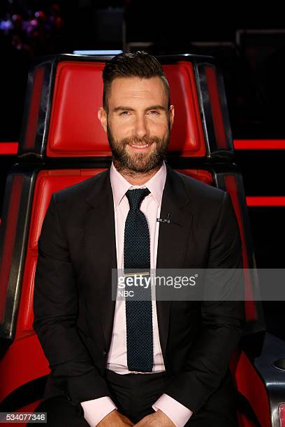 THE VOICE 'Live Finale' Episode 1018B Pictured Adam Levine