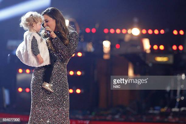 THE VOICE Live Finale Episode 1018B Pictured Alisan Porter