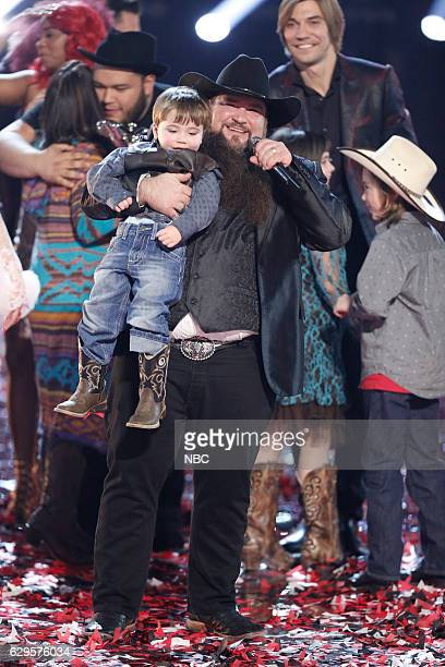 THE VOICE Live Finale Episode 1118B Pictured Sundance Head