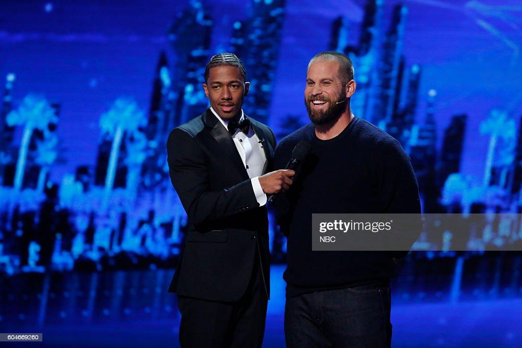 "NBC's ""America's Got Talent"" - Live Shows Episode 1122"