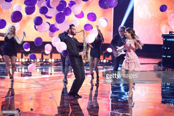THE VOICE 'Live Finale' Episode 1219A Pictured Aliyah Moulden
