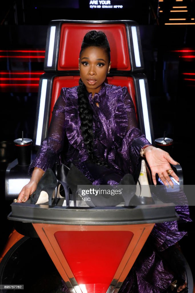 THE VOICE -- 'Live Finale' Episode 13121B -- Pictured: Jennifer Hudson --