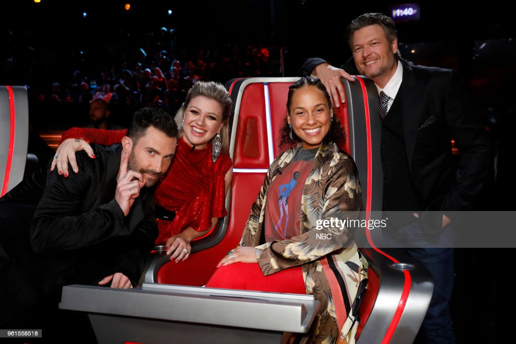 The Voice - Season 14 : News Photo