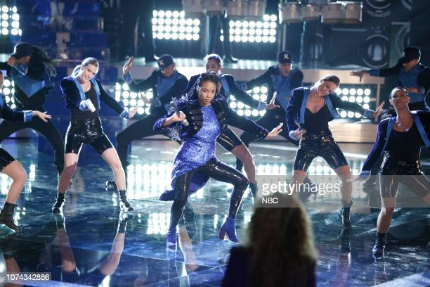 THE VOICE Live Finale Episode 1519A Pictured Kennedy Holmes