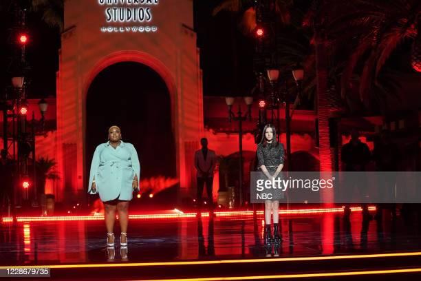 "Live Finale"" Episode 1524 -- Pictured: Cristina Rae, Daneliya Tuleshova --"