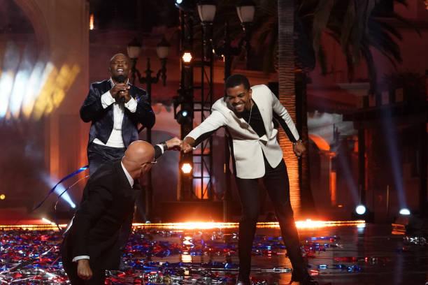 """NY: NBC's """"America's Got Talent"""" - 1524 Live Finale"""