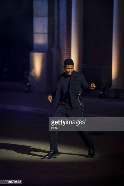 "Live Finale"" Episode 1524 -- Pictured: Usher --"