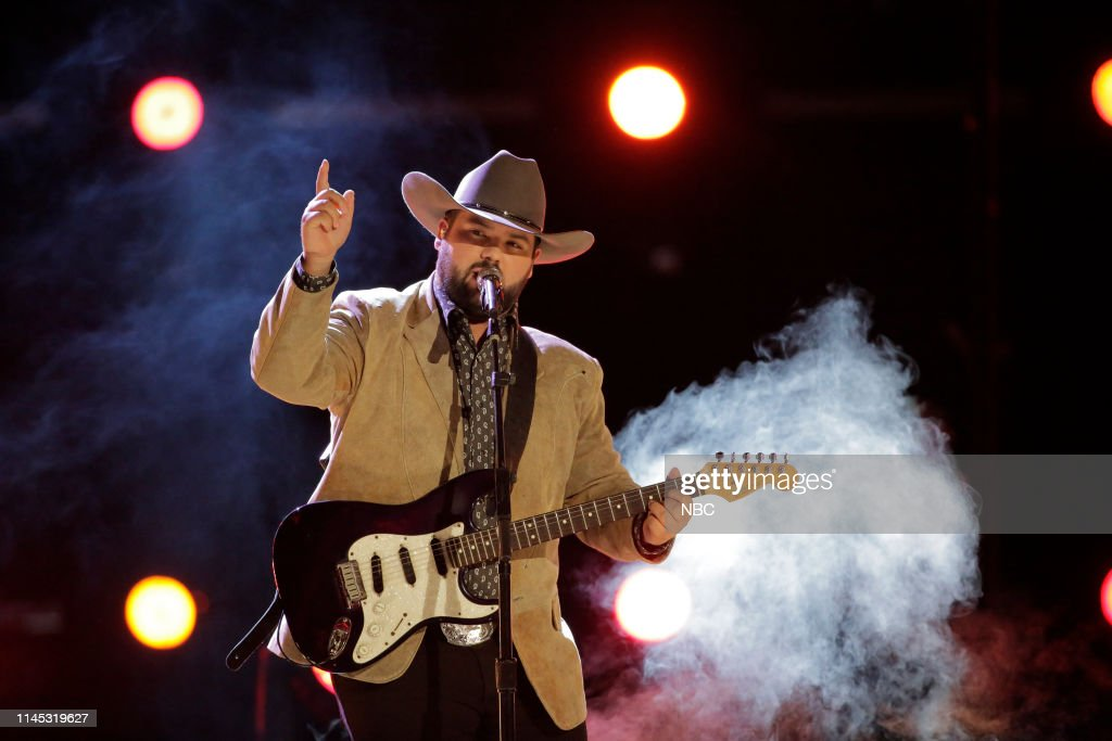 "CA: NBC's ""The Voice"" - Live Finale"