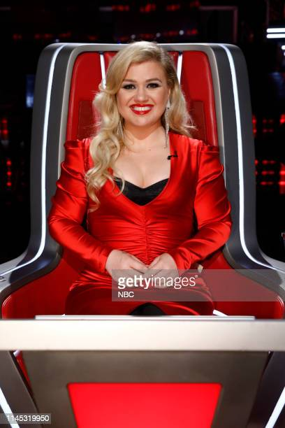 THE VOICE Live Finale Episode 1616A Pictured Kelly Clarkson