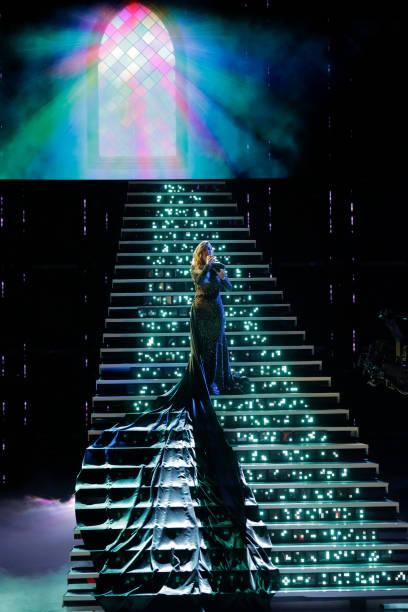 "CA: NBC's ""The Voice"" - Live Finale"