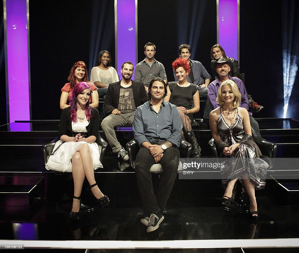 OFF -- 'Live Finale' Episode 312 -- Pictured: (top l-r) Contestants C.C. Childs, Jason Milani, Rod Maxwell, Tommy Pietch (middle l-r) Sarah, Eric, Alana Rose Schiro, Roy Wooley (bottom l-r) Nicole Chilelli, Derek Garcia, Laura Tyler --