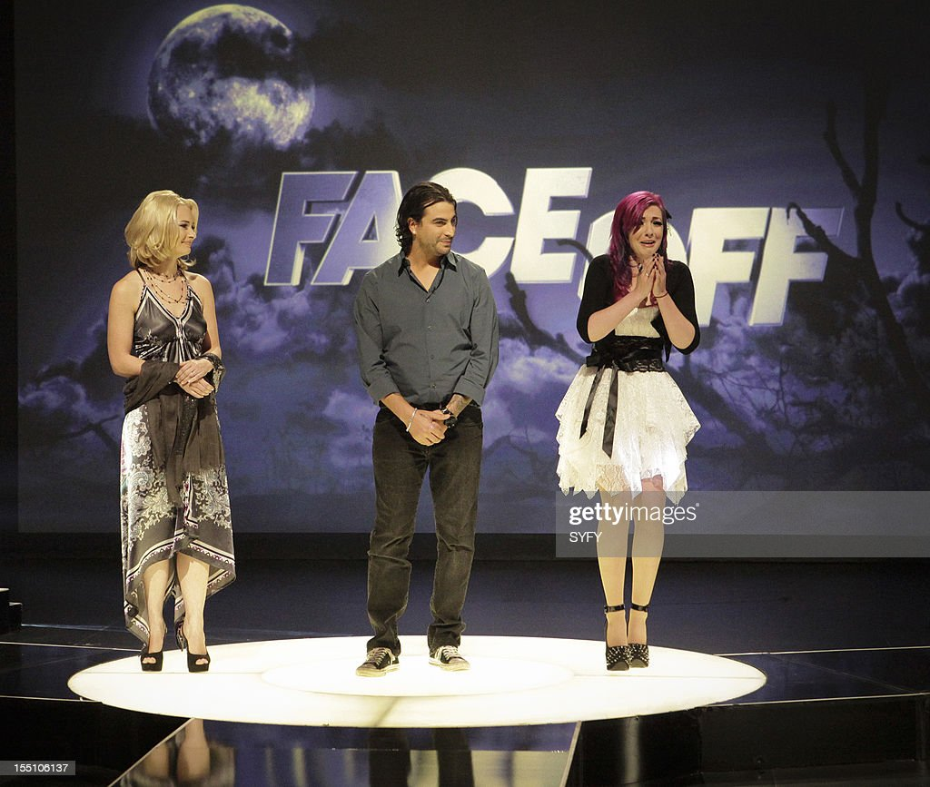 OFF -- 'Live Finale' Episode 312 -- Pictured: (l-r) Contestants Laura Tyler, Derek Garcia, Nicole Chilelli --