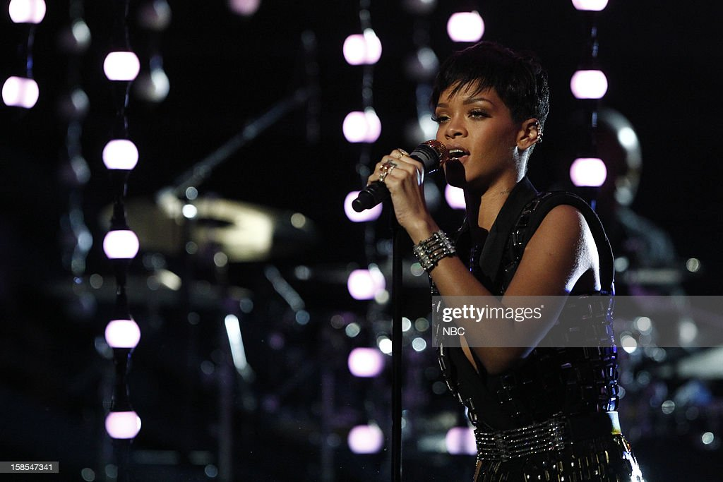 THE VOICE -- 'Live Finale' Episode 323B -- Pictured: Rihanna --