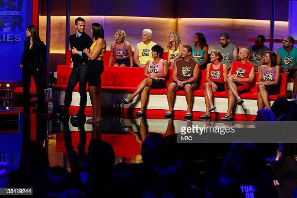 LOSER Live Finale Episode 613 Pictured Jillian Michaels Bob Harper Heba Salama $100000 winner Shellay Cremen Jerry Skeabeck Renee Wilson Coleen...