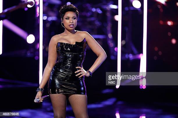 THE VOICE Live Finale Episode 718B Pictured Jennifer Hudson