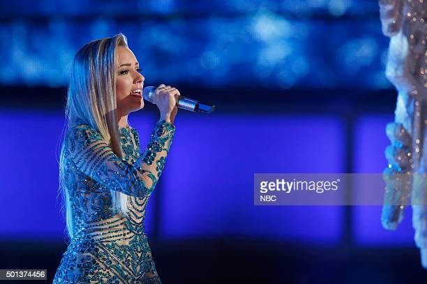 THE VOICE Live Finale Episode 918A Pictured Emily Ann Roberts