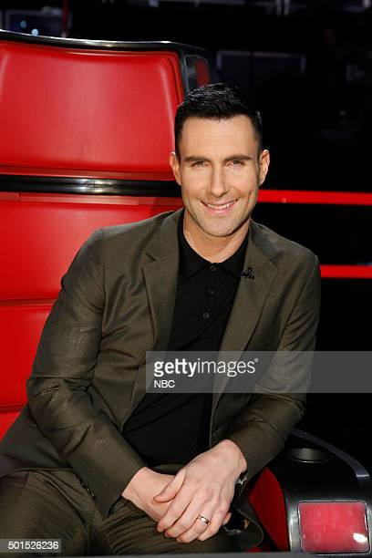 THE VOICE 'Live Finale' Episode 918B Pictured Adam Levine