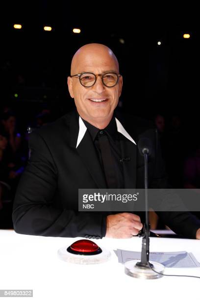 S GOT TALENT 'Live Finale' Pictured Howie Mandel