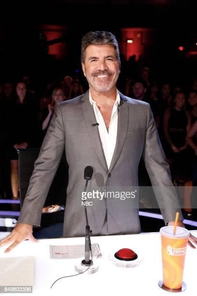 S GOT TALENT Live Finale Pictured Simon Cowell