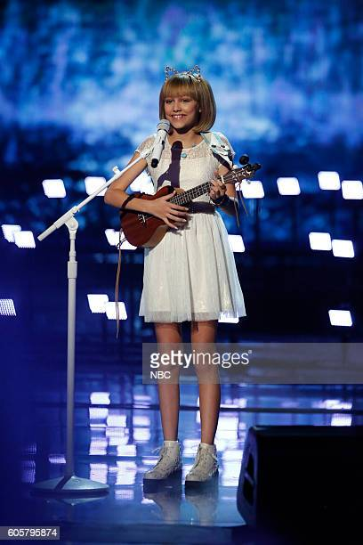 S GOT TALENT 'Live Finale Results' Episode 1123 Pictured Grace VanderWaal