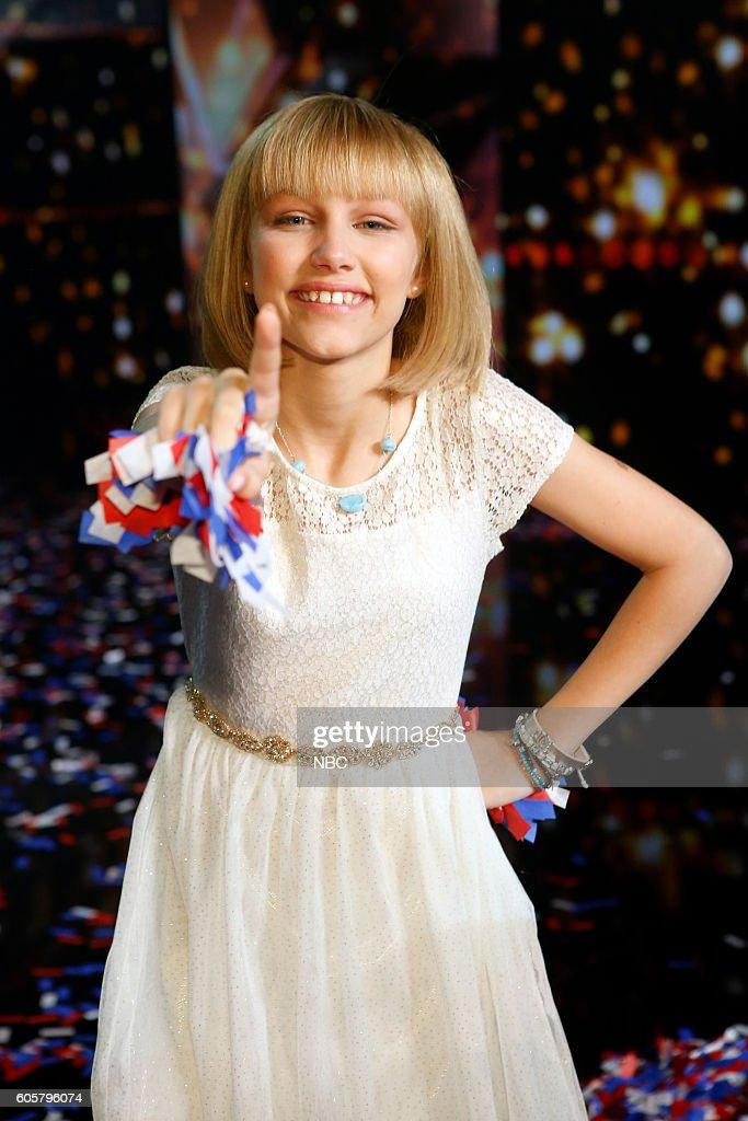 S GOT TALENT -- 'Live Finale Results' Episode 1123 -- Pictured: Grace VanderWaal --