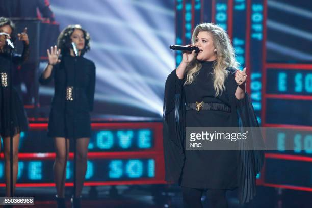 S GOT TALENT Live Finale Results Episode 1224 Pictured Kelly Clarkson